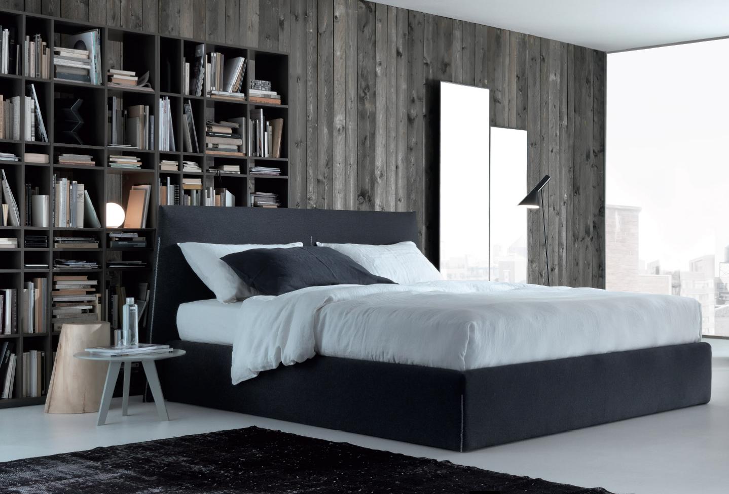 Interni d 39 autore arredamenti camera da letto for Arredamento letto