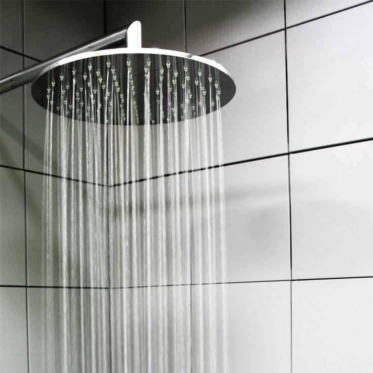 Interni d 39 autore arredamenti la doccia - Soffione della doccia ...