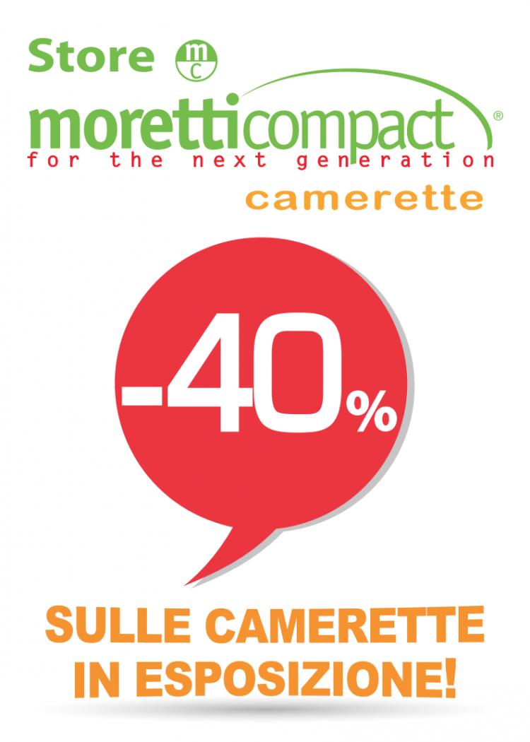 Interni D\'Autore Arredamenti – Offerta speciale Moretti Compact!