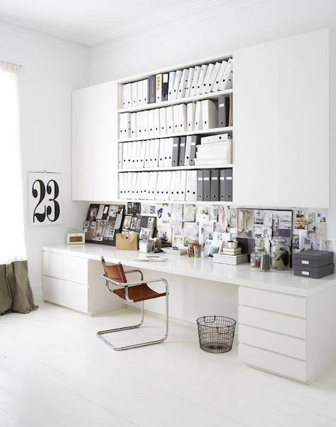 Interni d 39 autore arredamenti arredare uno studio in casa for Arredare lo studio di casa