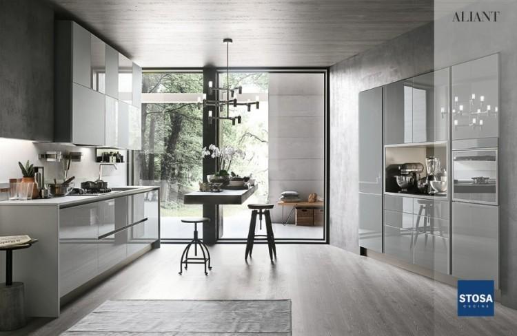 Interni d 39 autore arredamenti cucine for Arredamenti interni eleganti