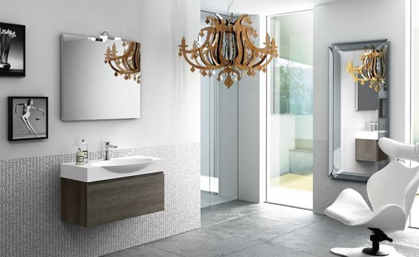 Interni d 39 autore arredamenti arredamento bagno - Spa in casa arredamento ...