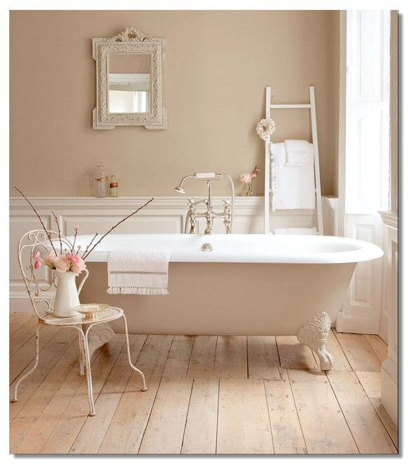 interni dautore arredamenti vasca da bagno con i piedi o provenzale