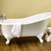 Interni d 39 autore arredamenti blog - Vasca da bagno con piedi ...