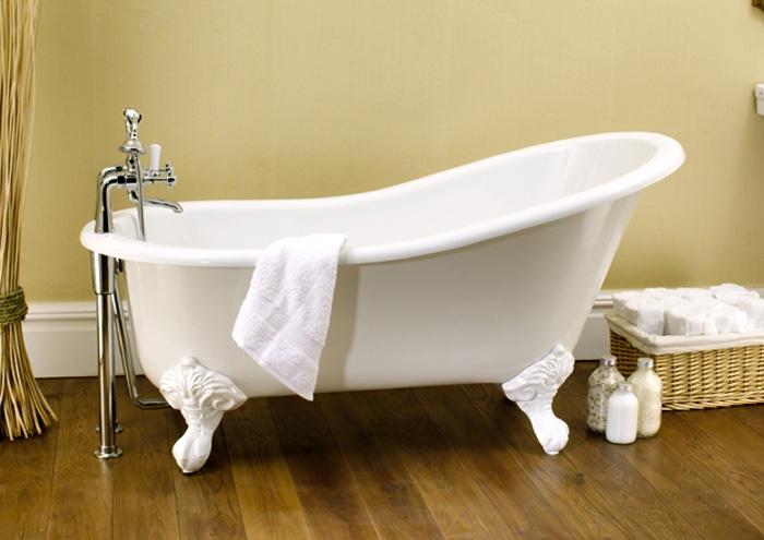 Interni d 39 autore arredamenti vasca da bagno con i piedi 3 - Vasca da bagno con i piedi ...