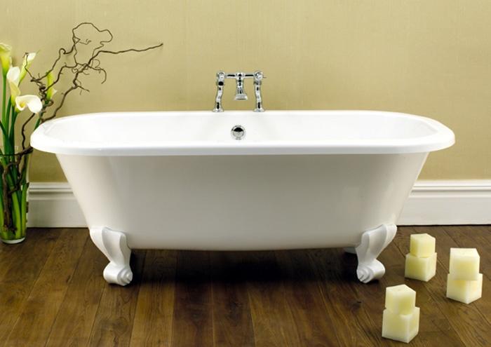 Interni d 39 autore arredamenti vasca da bagno con i piedi 4 - Vasca da bagno con i piedi ...